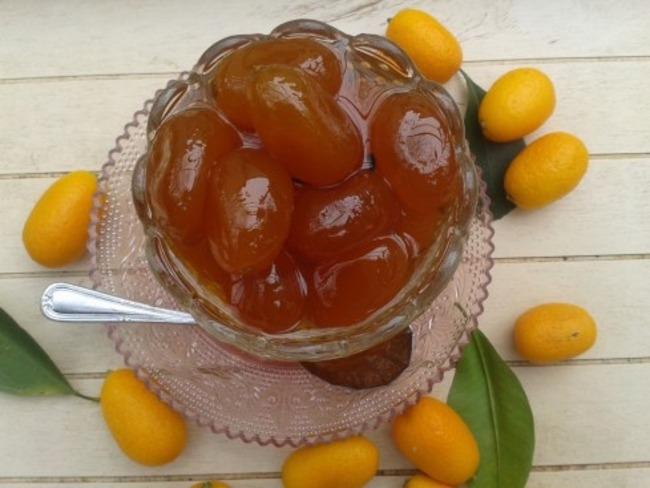 mandarine confit