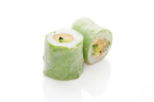 Printemps roll thon mayonnaise avocat