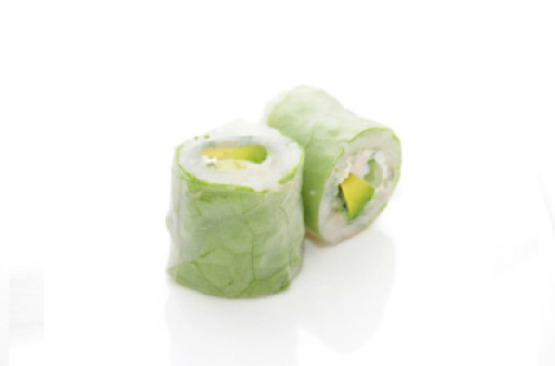 Printemps roll cheese avocat