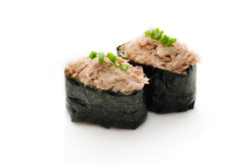 Sushi thon mayonnaise