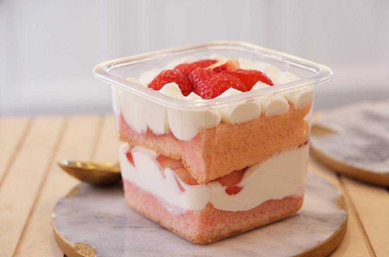 Cup fraise