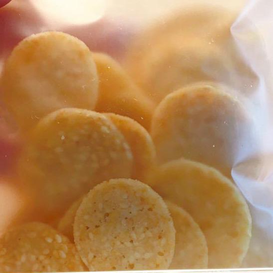 Biscuit sesame
