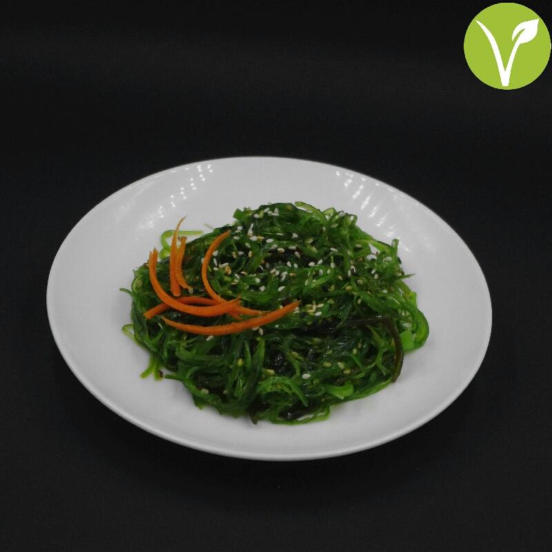 Salade wakamé (algue)
