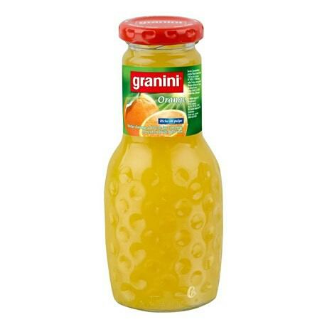 JUS DE FRUIT GRANINI (ORANGE)