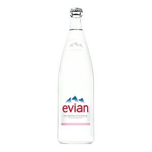 EVIAN 1000ml