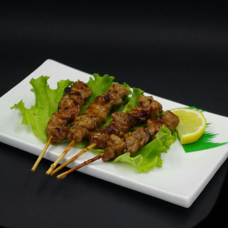 Yakitori (brochettes de poulet 4 pcs)