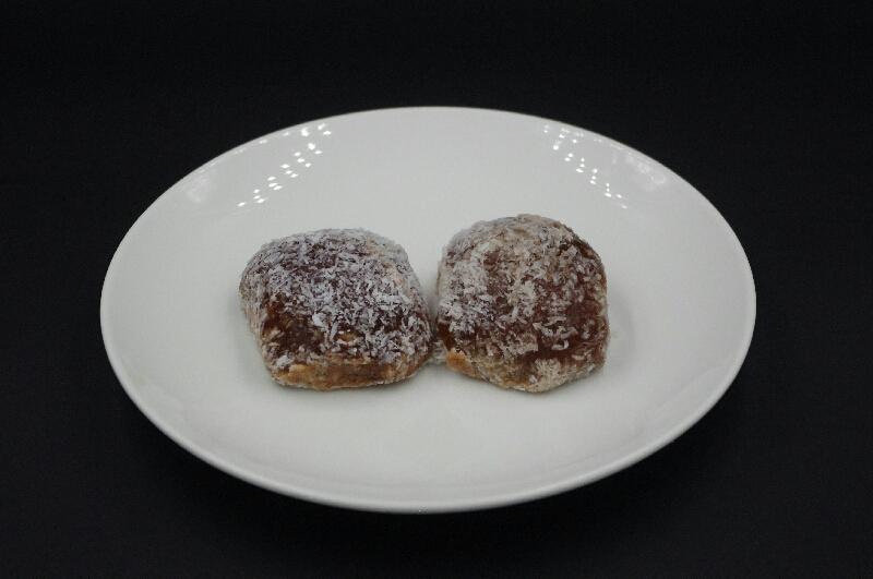 PERLE DE COCO CHOCOLAT (2 pièces)