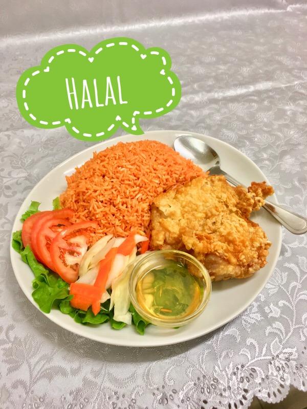 M31 Rrispy Chicken rice