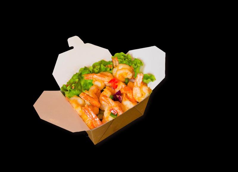 P3🦐🦐 Crevettes sautées au sel et au poivre