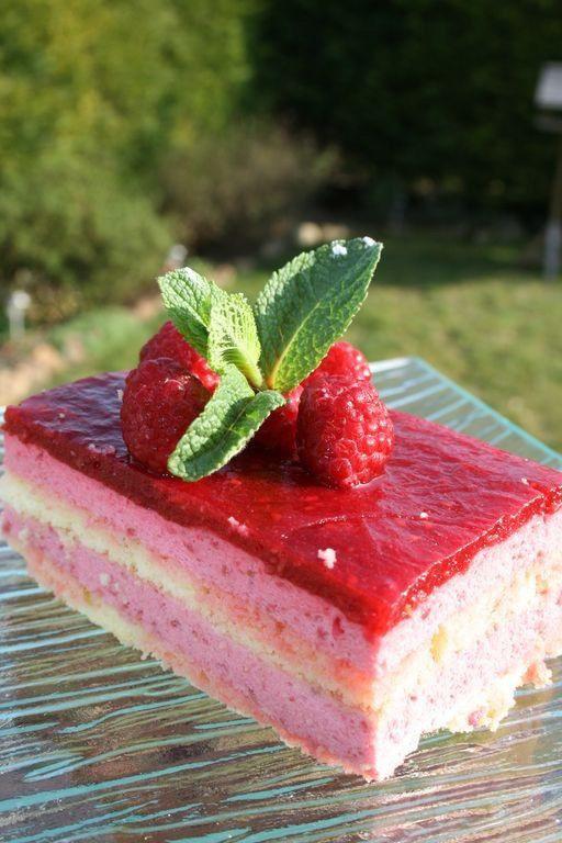 D19a gâteau framboise et catalane (nouveauté 🔥🔥🔥)