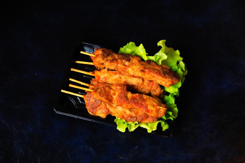 J19A brochettes poulet