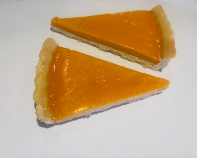 T11 tarte à la mangue