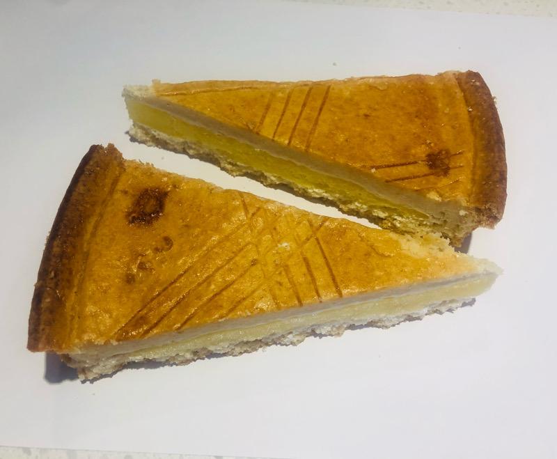 T8 gâteau basque