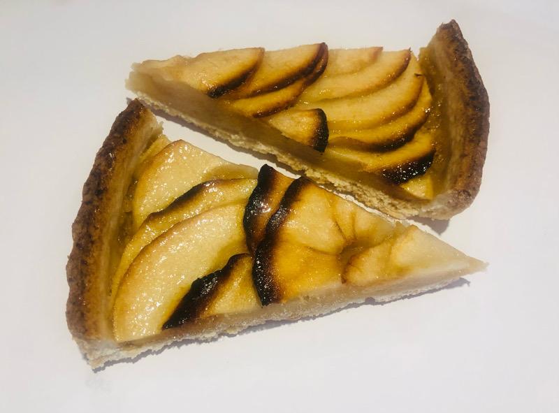 T7 tarte aux pommes