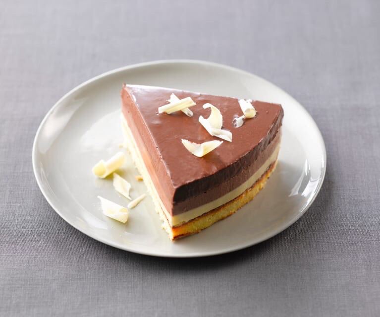 T12 bavarois chocolat
