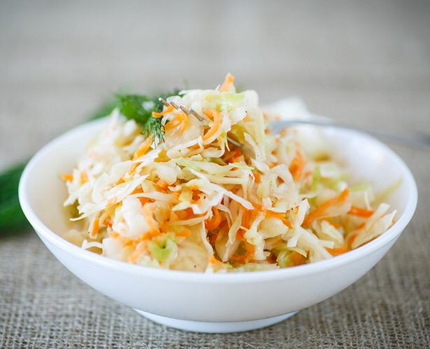 J22  Salade de choux japonaise