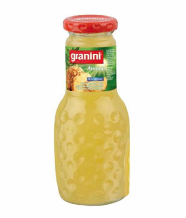nectar d'ananas graini