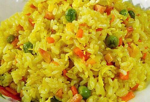 A2a Riz au curry