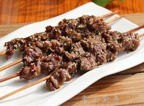 Beef skewers(Speedini di manzo)