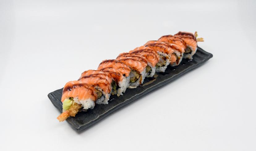 Uramaki tempura speciale(8pz)