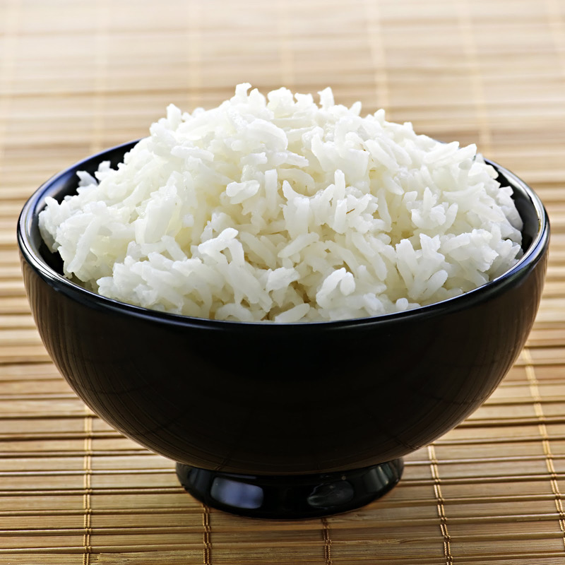70.Riz blanc