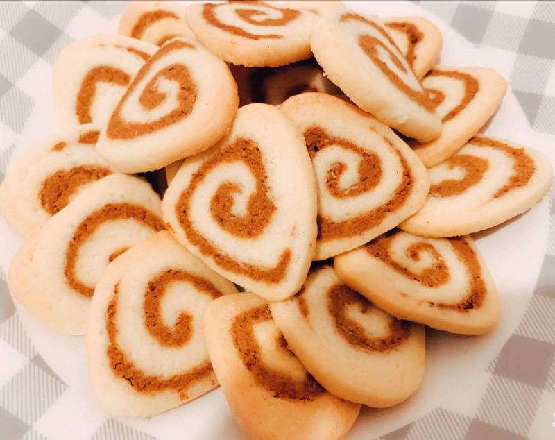 咸蛋肉松饼干(20块)