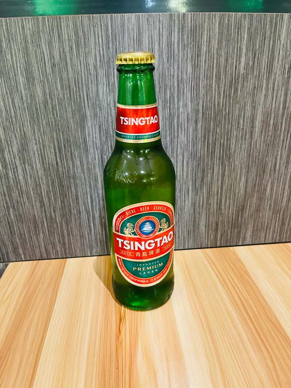 Bière Chinoise Tsing Tao 33cl
