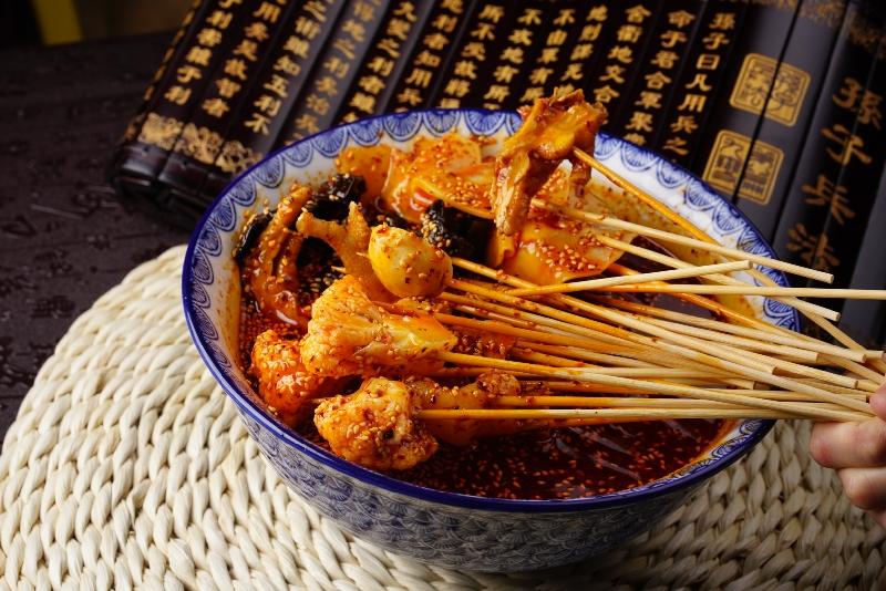 红油钵钵鸡