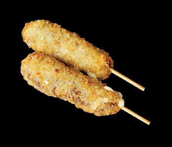 H15-tempura de bœuf au fromage