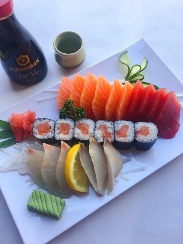 Menu I: Sashimi-Maki