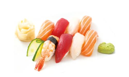 Menu K: Sushi-8 pièces