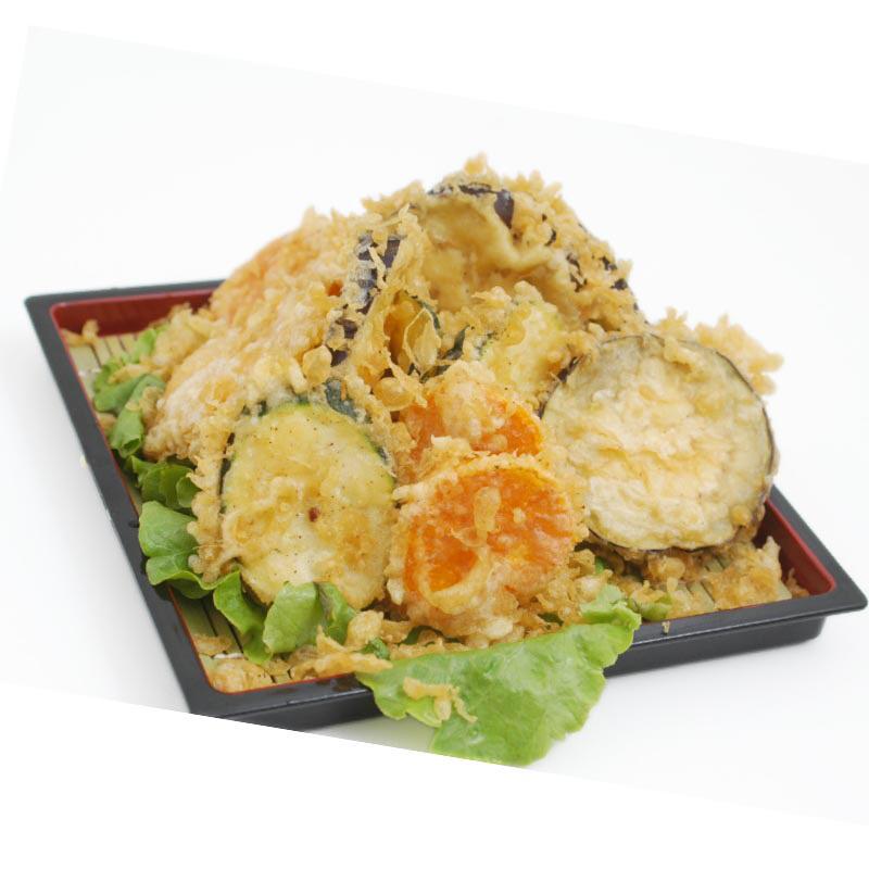 H12-tempura de légumes 10 pièces
