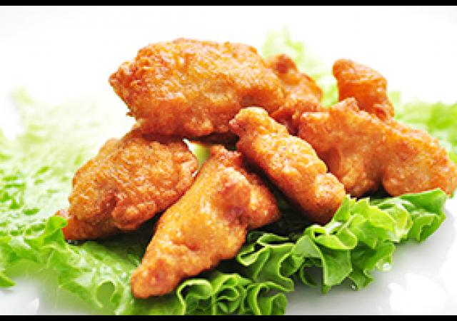 H16-tempura de poulet