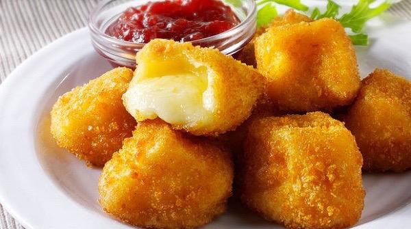 H17-tempura de fromage