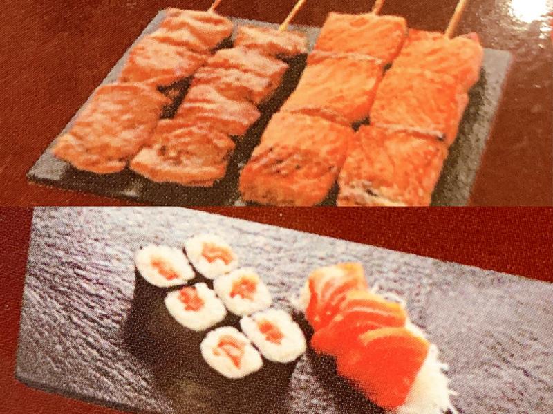 F14(+2 saumon,2thon)