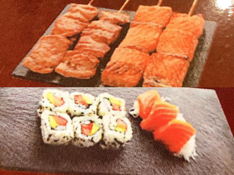 F24(+2 saumon,2thon)