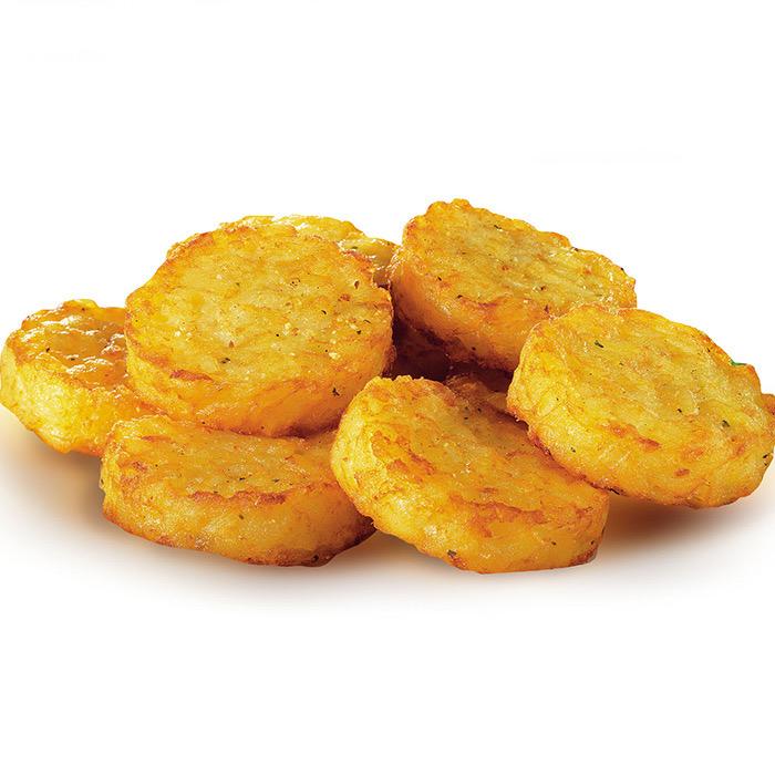 E15. Rösti pommes de terre