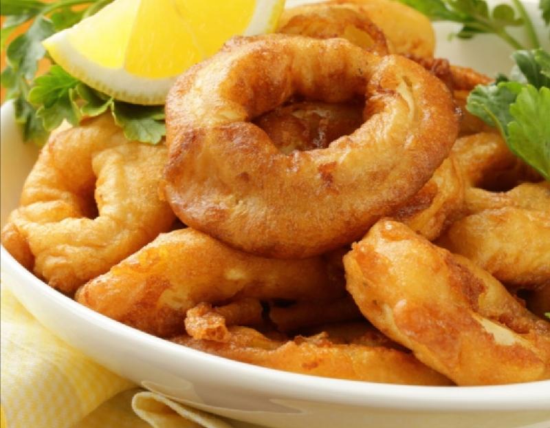 beignet de calamars 10pcs