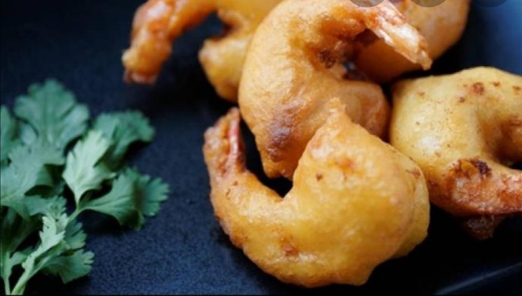 beignet de crevettes 6 pièces